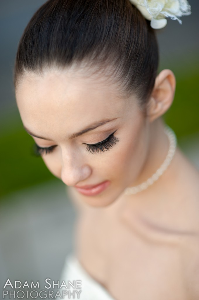 Wedding Themed Beauty Shoot